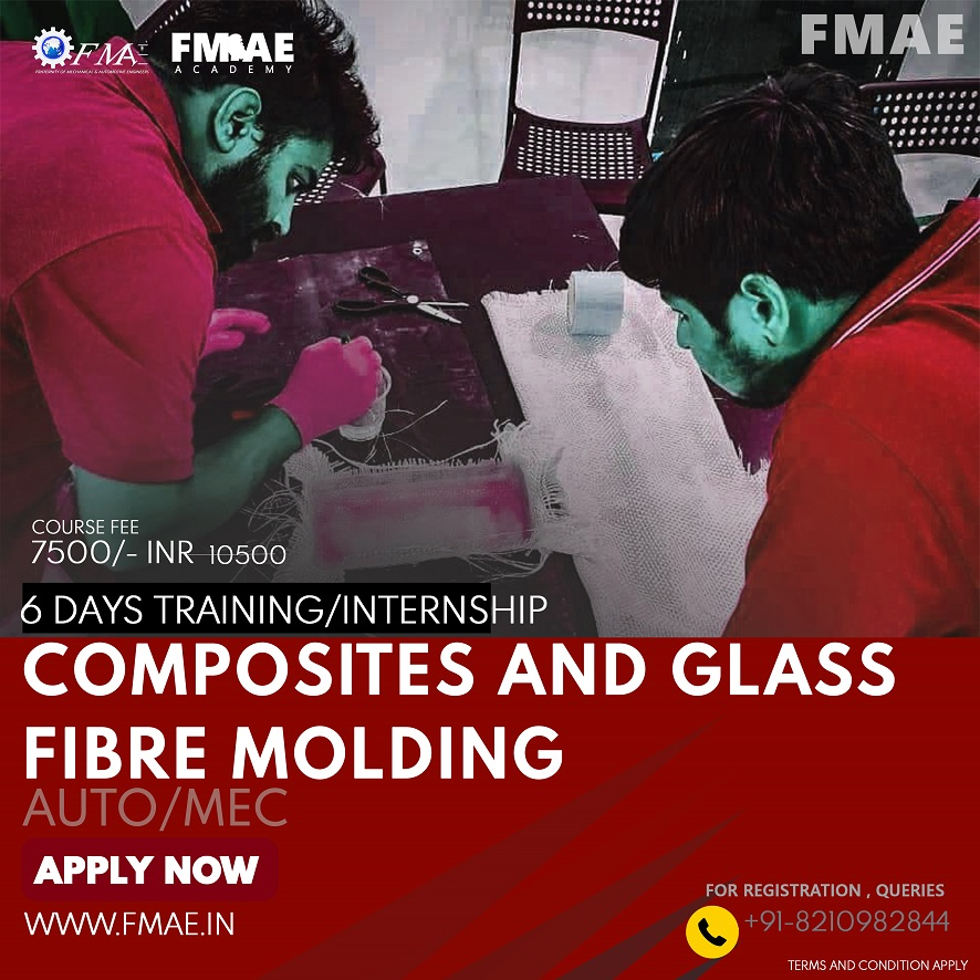 COMPOSITES AND GLASS FIBER MOLDING