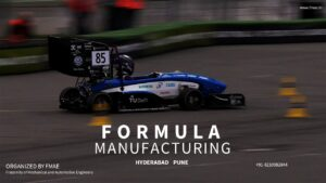 MANUFACTURING OF FORMULA CAR